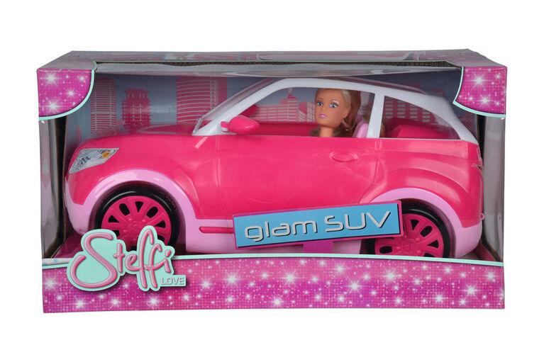 Steffi LOVE - Glam Véhicule de sport