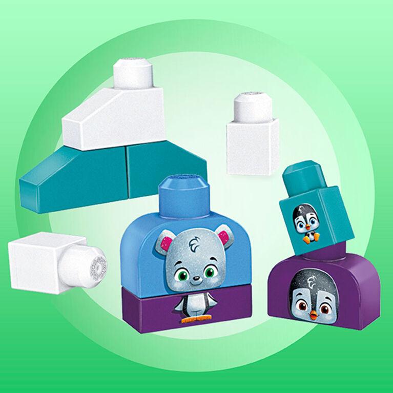 Mega Bloks Polar Friends