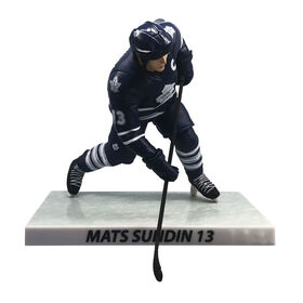 "Mats Sundin Toronto Maple Leafs - 6"" NHL Figure"