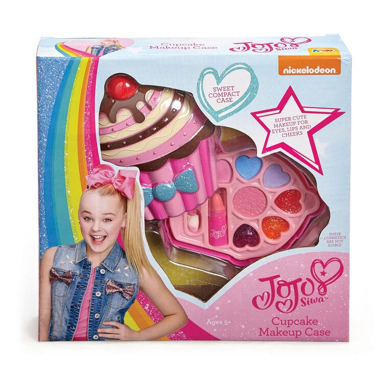 JoJo Siwa Cupcake Makeup Case - English Edition