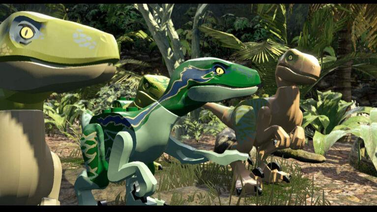 Nintendo Switch - LEGO Jurassic World