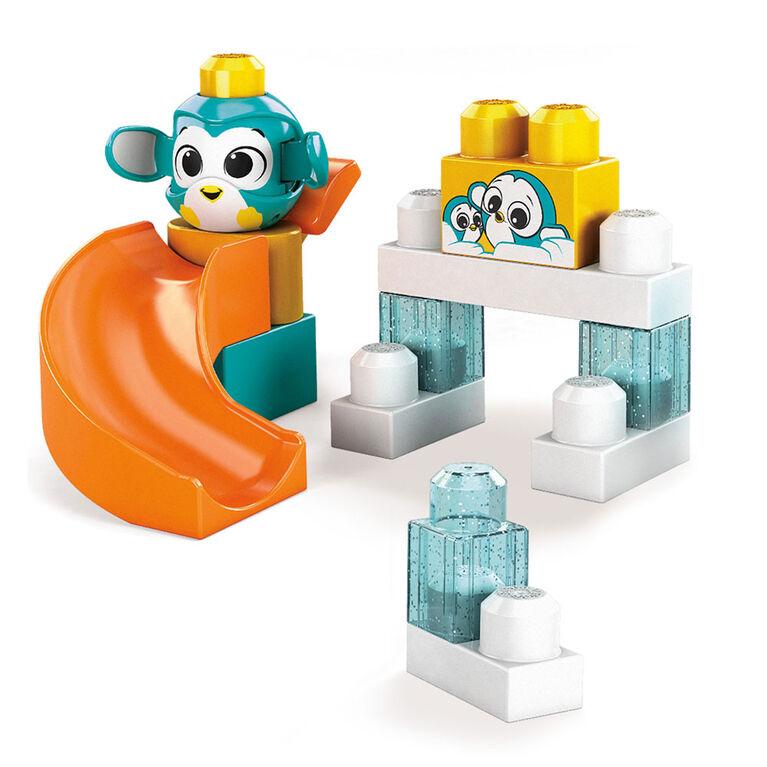 Mega Bloks - Peek A Blocks - Coffret de la Banquise