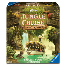 Ravensburger - Disney Jungle Cruise - English Only - R Exclusive