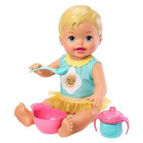 Little Mommy - Poupée Bébé déjeuner. - Notre Exclusivité