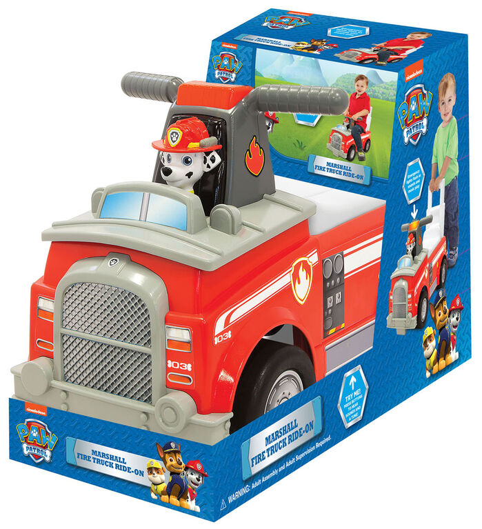 Pat' Patrouille Camion d'incendie Marshall