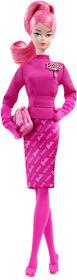 Barbie - Poupée Fièrement rose - édition anglaise.