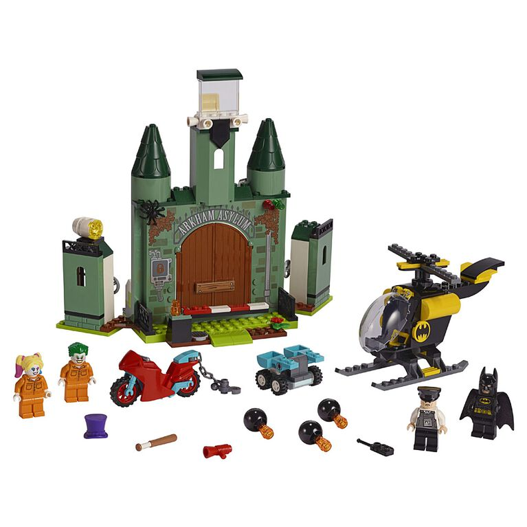 LEGO Super Heroes Batman and The Joker Escape 76138