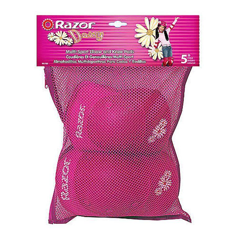 Razor - Multi-Sport Elbow and Knee Pads - Daisy - Child