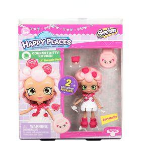 Shopkins Happy Places S3 Lil' Shoppie Pack: Berribelle