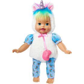Little Mommy Dress Up Cutie Doll
