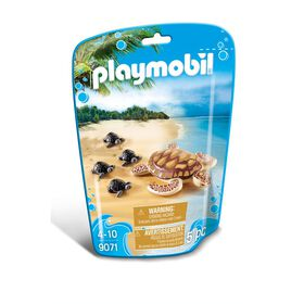Playmobil - Sea Turtle with Babies