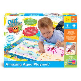 Out of the Box - Tapis de jeu Amazing Aqua - Notre exclusivité