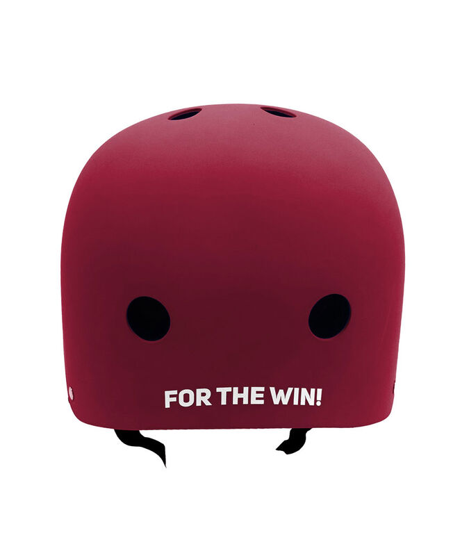 Sport Runner Youth Multi Sport Helmet - Red - R Exclusive