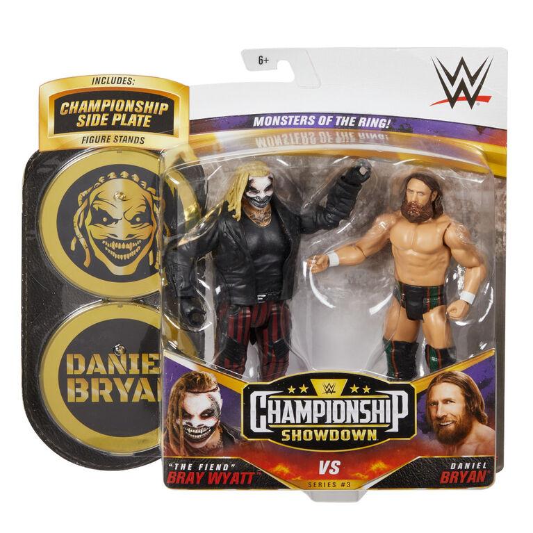 WWE Duel de Champions – Bray Wyatt vs Daniel Bryan