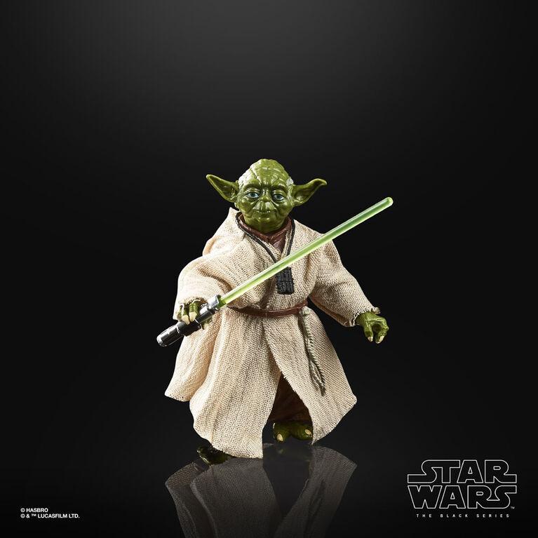 Star Wars The Black Series Yoda Figure