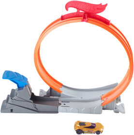 Hot Wheels Loop Star Stunt Set - R Exclusive