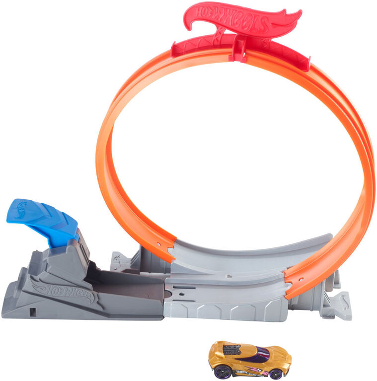 Hot Wheels - Coffret Cascade - Boucle Cascade - Notre Exclusivité