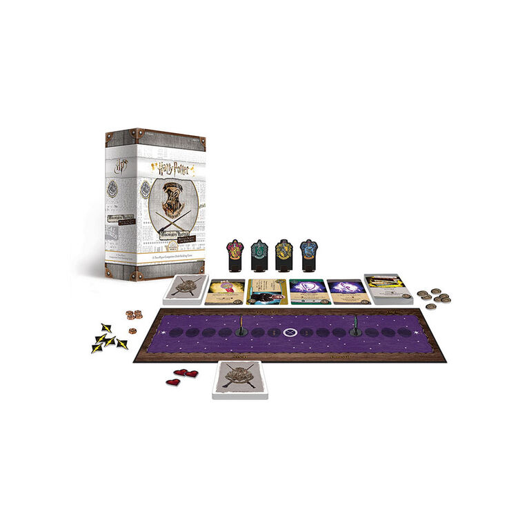 Harry Potter Hogwarts Battle Defence Against the Dark Arts - Édition anglaise