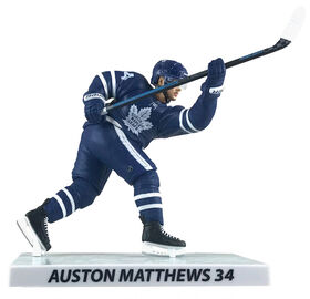 "Auston Matthews Toronto Maple Leafs 6"" NHL Figure"