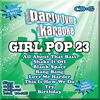 CD-Karaoke Girl Pop 23