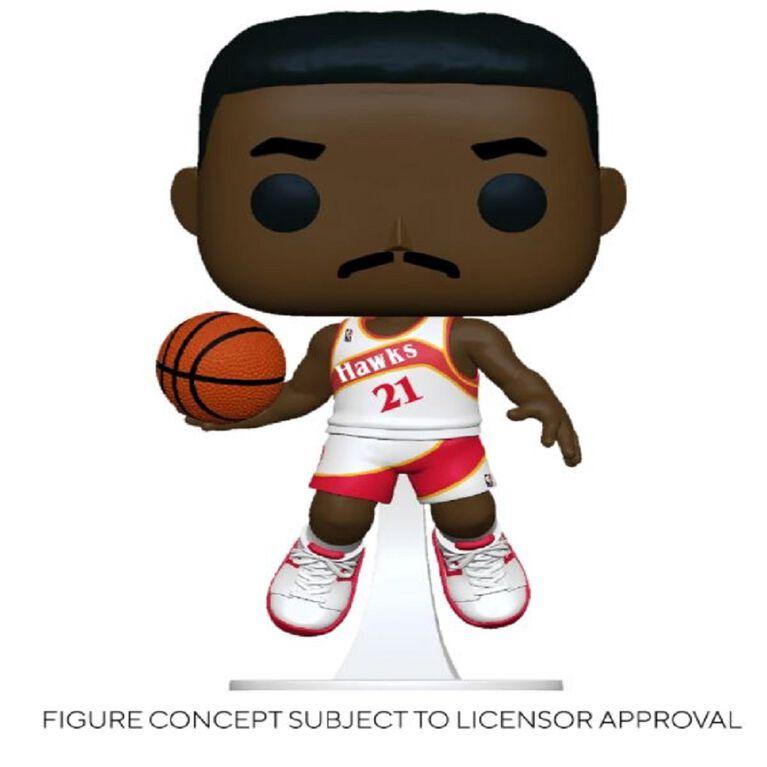 Funko POP! NBA: Legend - Dominiqu Wilkins (Hawks)