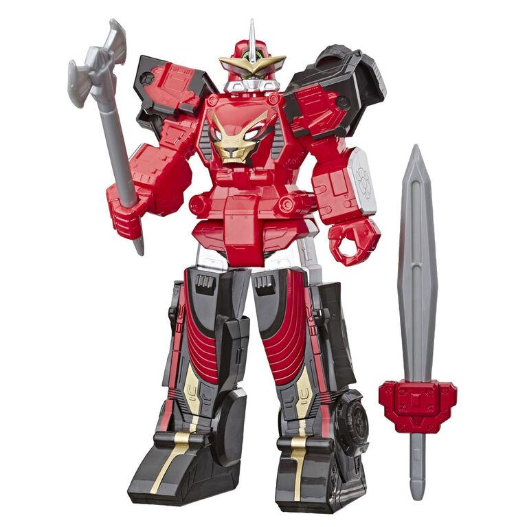 Power Rangers - Beast Morphers, Beast Racer Zord 10-Inch-Scale Action Figure
