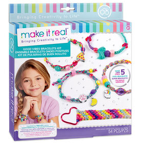 Make It Real Bracelets Euphoriques Noeuds