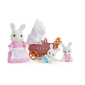 Calico Critters Connor & Kerr's Carriage Ride - styles may vary