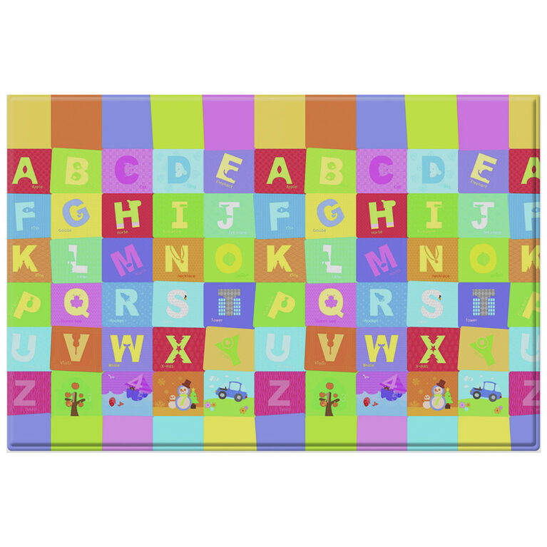 BabyCare Playmat - Large - Happy Village