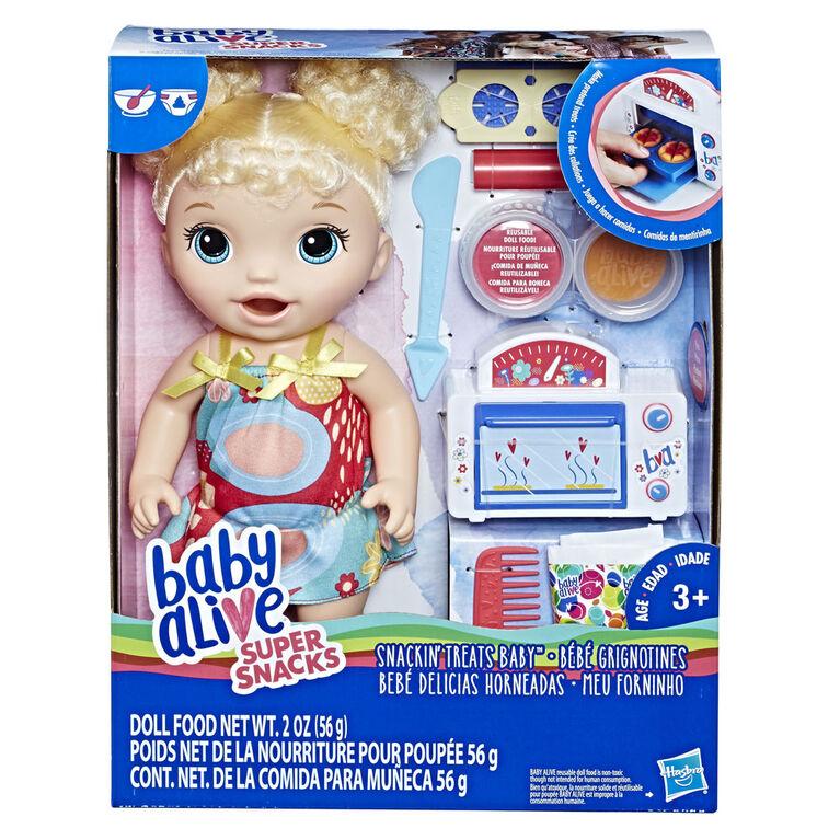 Baby Alive Snackin' Treats Baby