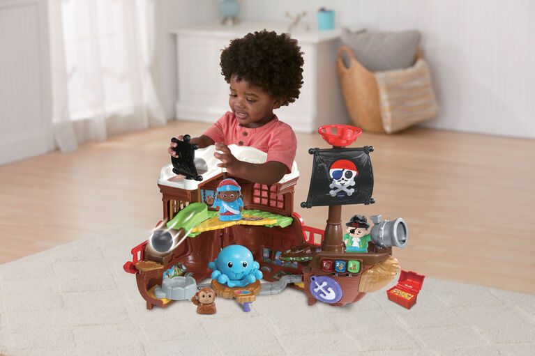 VTech Treasure Seekers Pirate Ship - Exclusive - English Edition