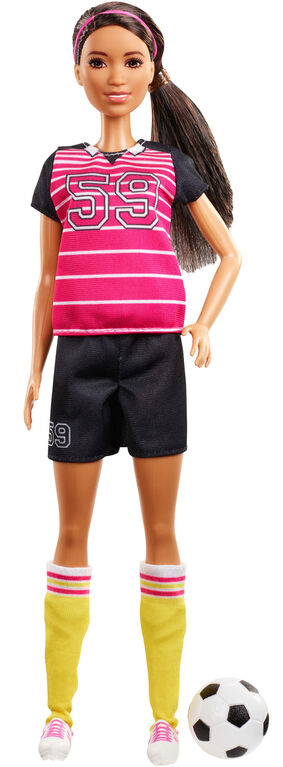 Barbie 60th Anniversary Athlete Doll