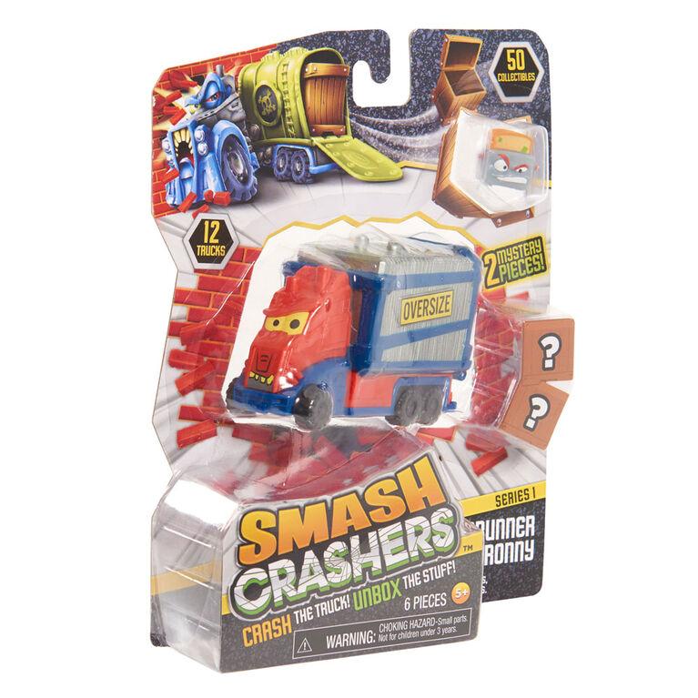 Smash Crashers - Roadrunner Ronny.