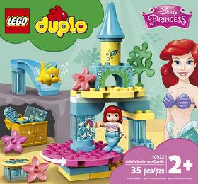 LEGO DUPLO Princess Ariel's Undersea Castle 10922