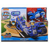 PAW Patrol, Moto Pups Moto HQ Playset with Sounds and Exclusive Chase Figure and Motorcycle Vehicle