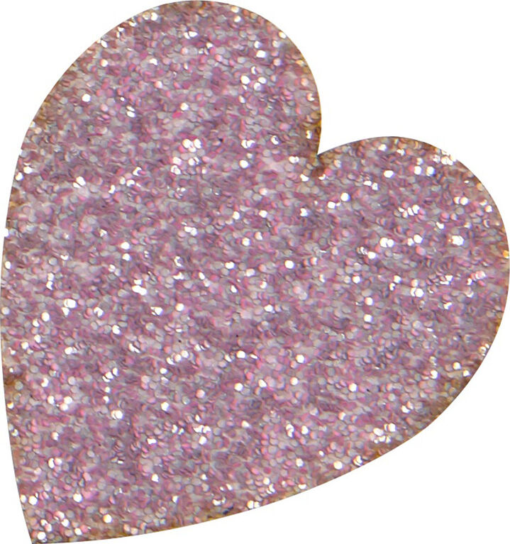 Patches: Icon Pack: Glitter Heart and Fluffy Star Patches