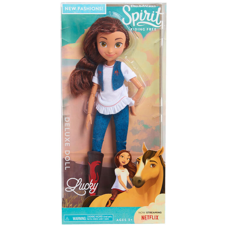 Spirit Fashion Doll - Lucky