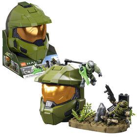 Mega Construx Halo Last Spartan Standing