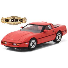 1:43 The Big Lebowski (1998) - Little Larry Sellers' 1985 Chevrolet Corvette C4