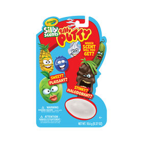Silly Putty Crayola Silly Scents
