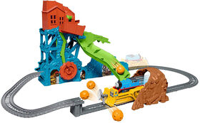 Fisher-Price - Thomas et ses amis - TrackMaster - Effondrement de la grotte