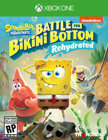 Xbox One - Battle Bikini Bottom Rehydrated