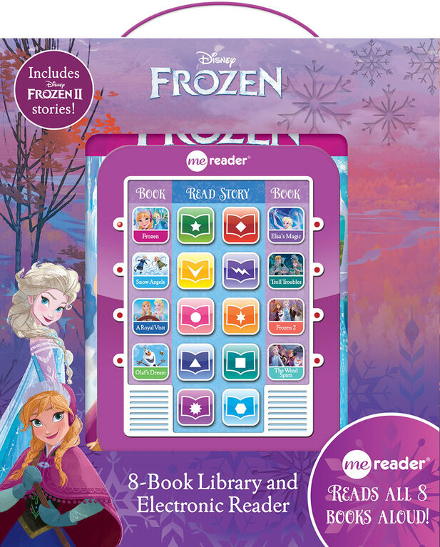 Me Reader - Frozen and Frozen 2 - English Edition
