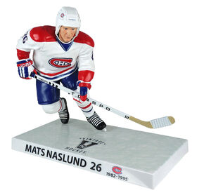 "Mats Naslund Montreal Canadiens NHL Legend 6"" Figure"