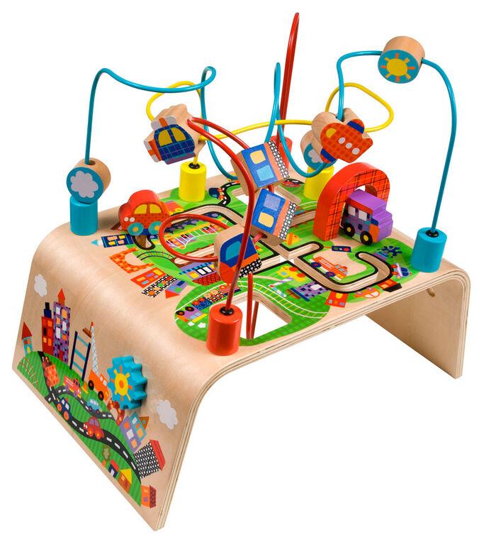 ALEX Busy Bead Maze- Course Autour