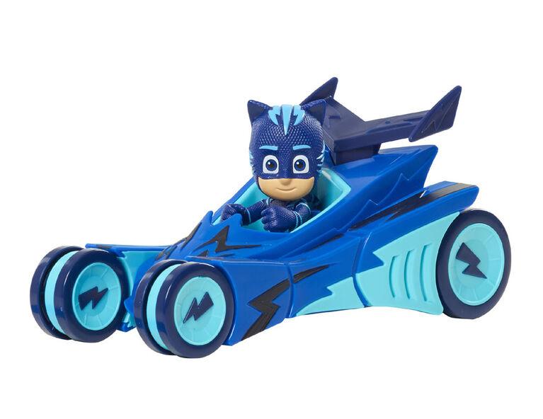 Catboy et Cat-Car des Pyjamasques - Édition anglaise