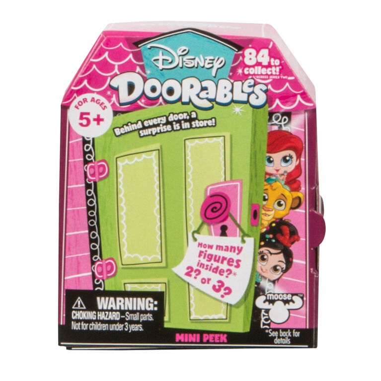 Disney DoorablesS2 Mini Peek Pack