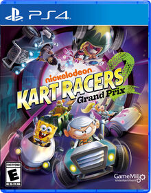 PlayStation 4 Nickelodeon Kart Racers 2 Grand Prix