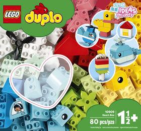 LEGO DUPLO Classic La boîte coeur 10909