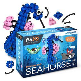 Flexo: Ocean Life - Seahorse